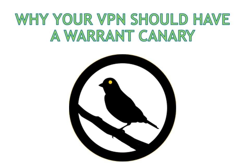 Warrant canary Image