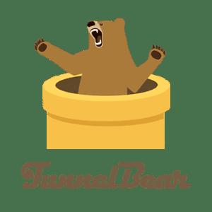 Tunnel Bear VPN Logo