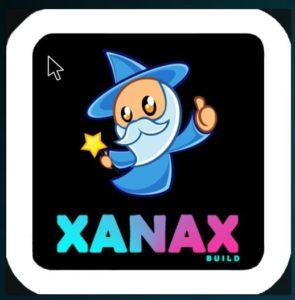 xanax kodi build logo