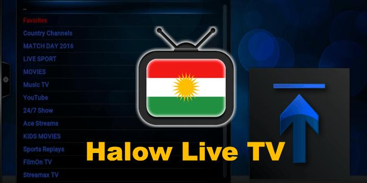 Halow Live TV Image