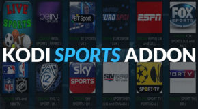 Best Kodi Addons For Sports in 2020