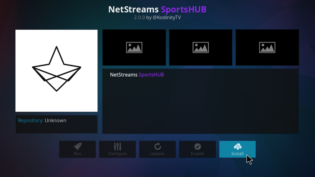 Net Stream Sports Hub Image
