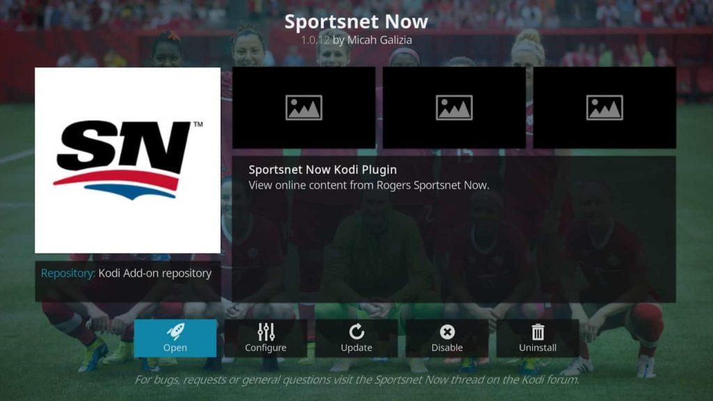 Sportsnet Now Image