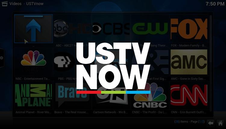 USTV Now Image