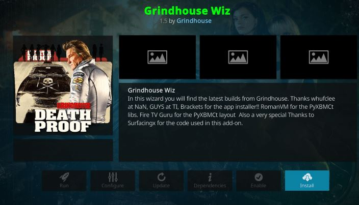 Install Grindhouse Kodi Build in 5 Minutes [2020]