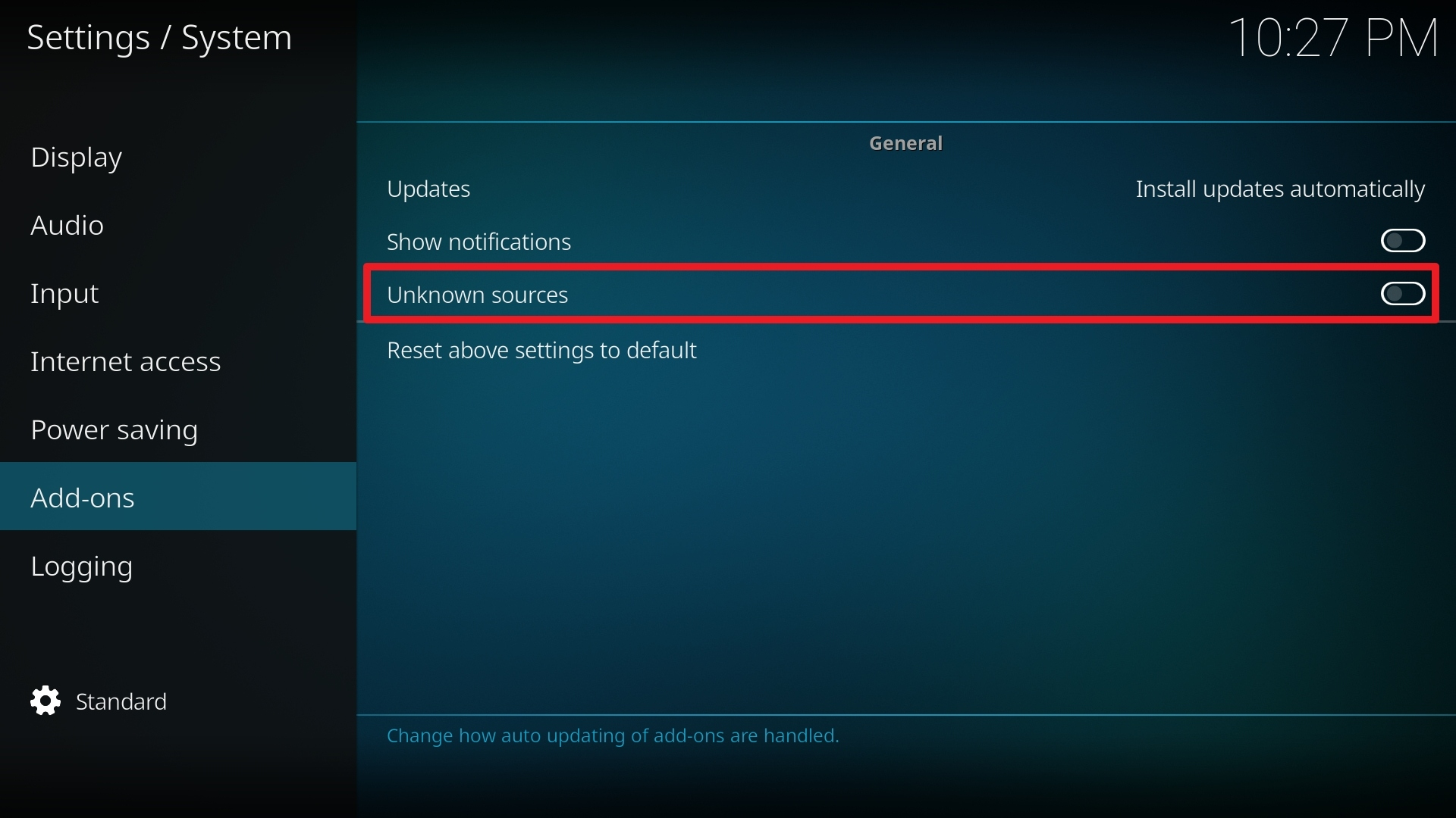 Step 4 Installing Seren on Kodi