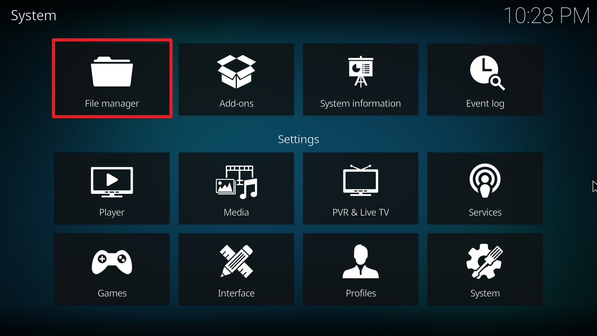 Step 6 Installing Halow TV addon on Kodi