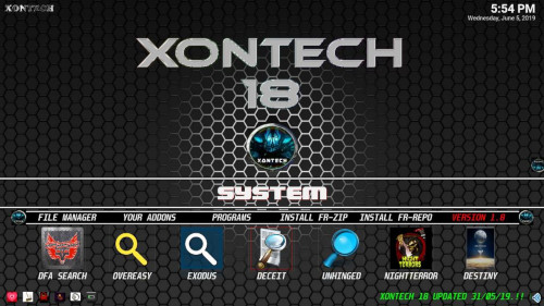 Install Xontech Kodi Build in 5 Minutes [2020]