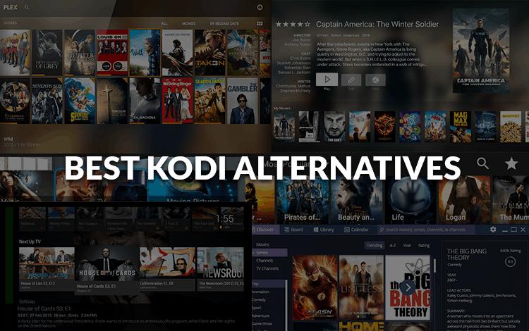 Kodi Alternatives Image