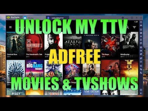 Unlock My TTV Logo