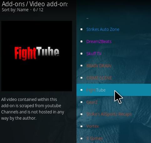 Fight Tube Image