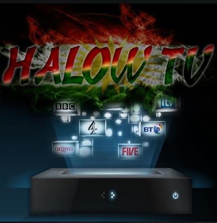 Install Halow TV Kodi Addon