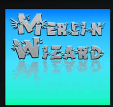 Merlin Wizard Logo