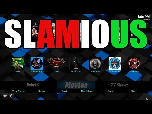 Install Slamious Build on Kodi for Firestick, Android, PC, Mac – 2020