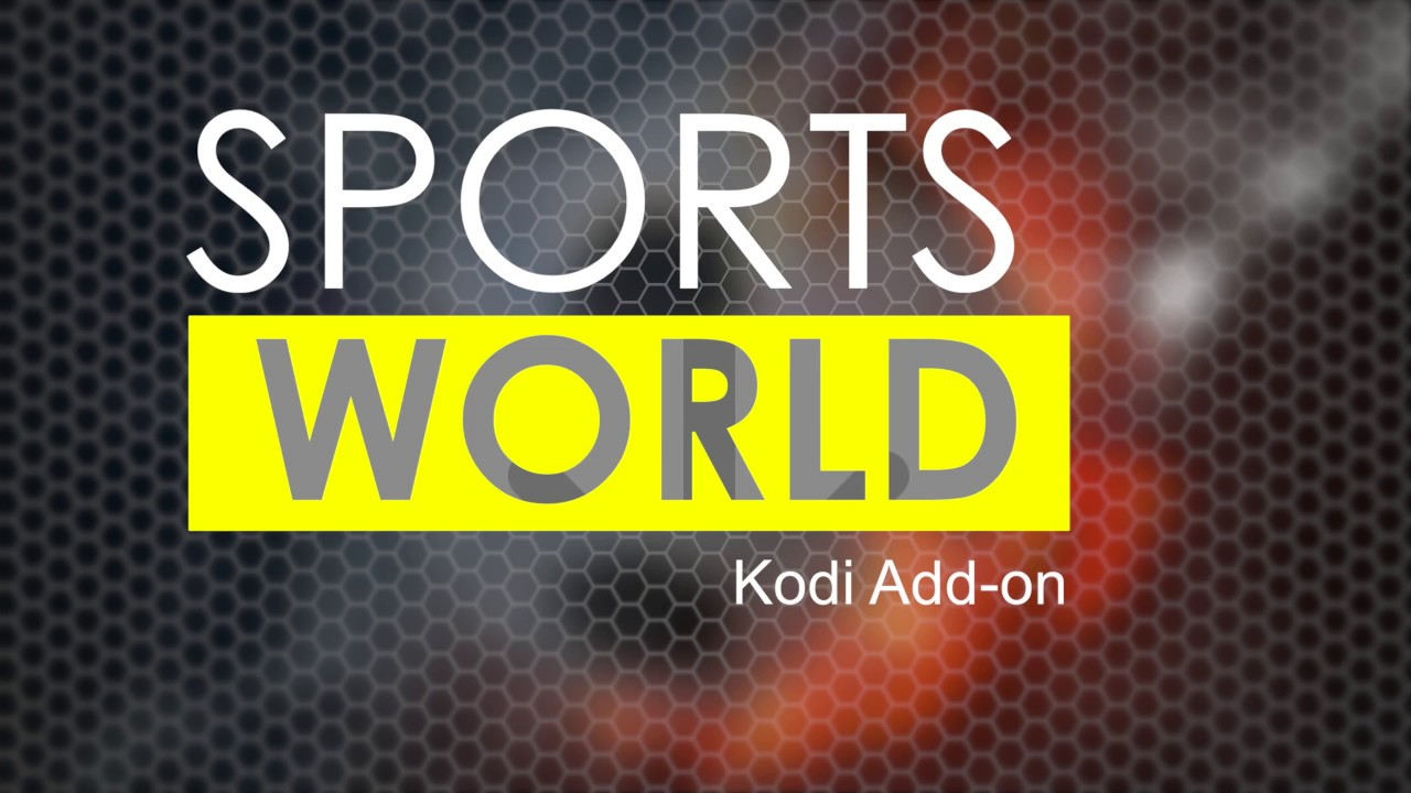 Sports World Image