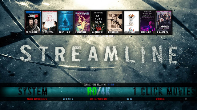 Install Streamline Kodi Build on Firestick, Android, & Computer – 2020