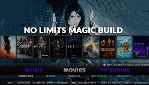 No Limits Magic Build
