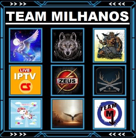Install Team Milhanos Kodi Addon