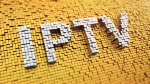 Pixelated IPTV