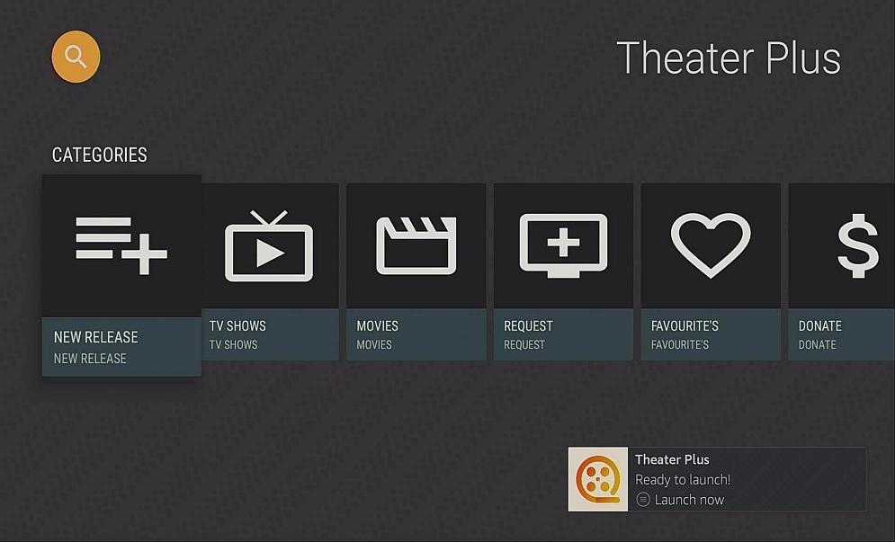 Step 16 Install Theater Plus APK on Firestick