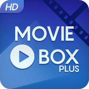 HD Movie Box Logo