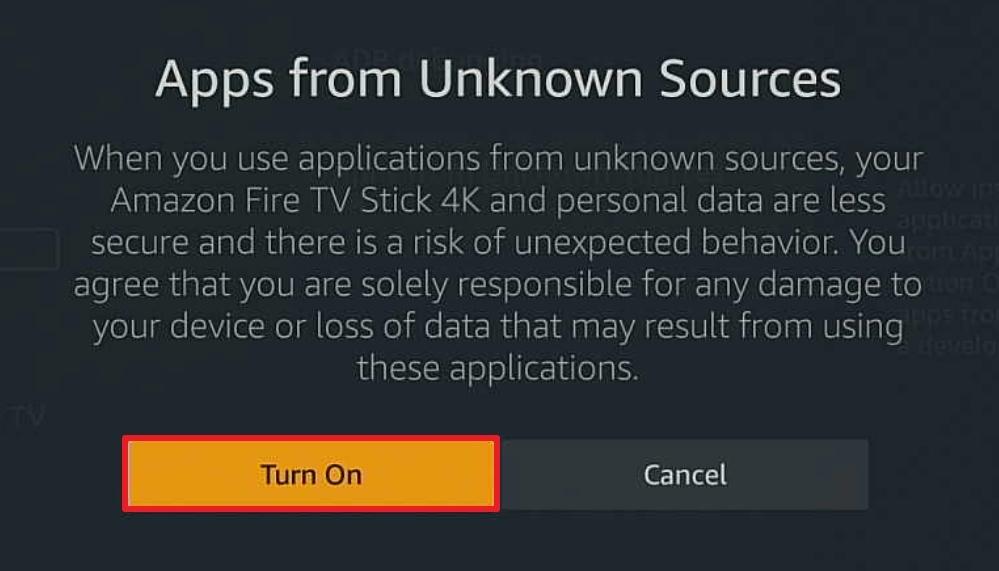 Step 5 Install Porn HD on Firestick