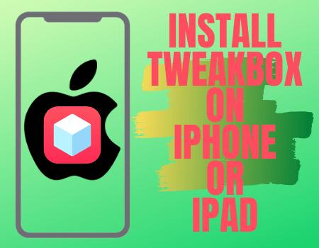 How to Install Tweakbox on iPhone or iPad