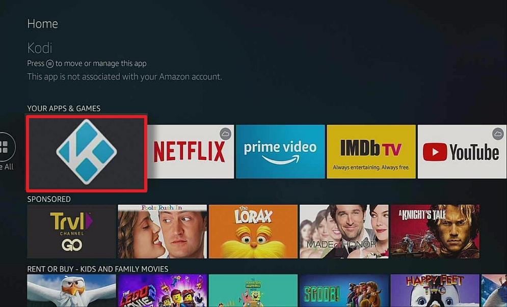 Step 22 Download Kodi On Your Firestick via Downloader App