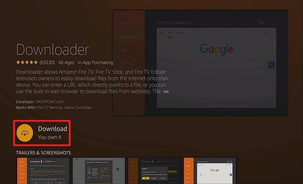 Step 6 Install Firefox via Filelinked