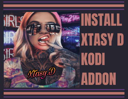 How to Install XTASY D Kodi Addon