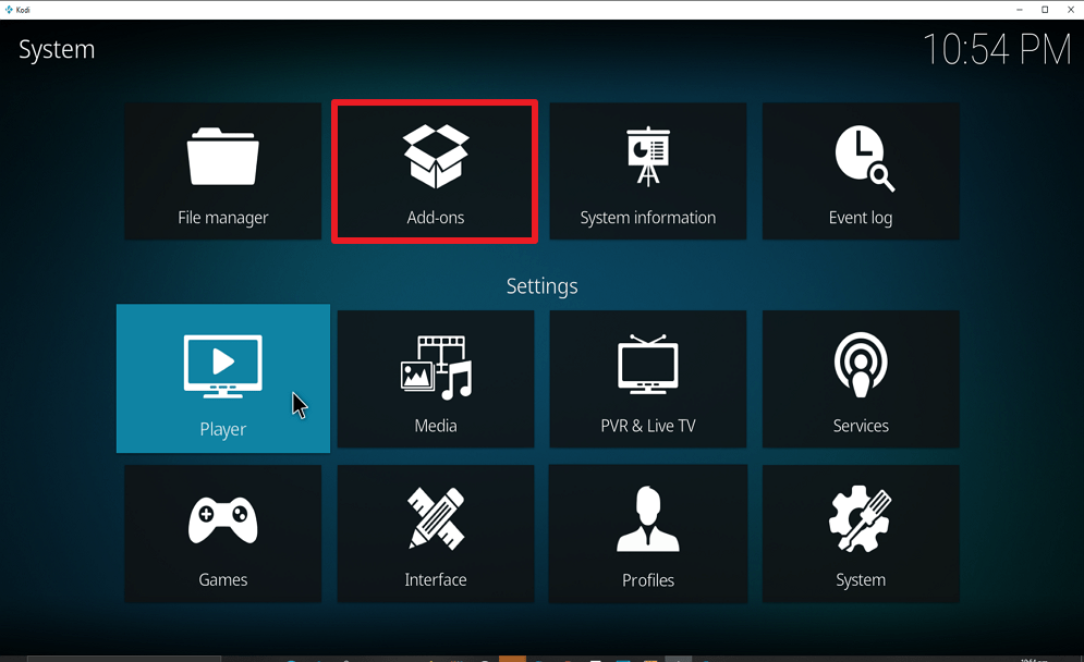 Step 14 Install Real Debrid Exclusively Movies on kodi