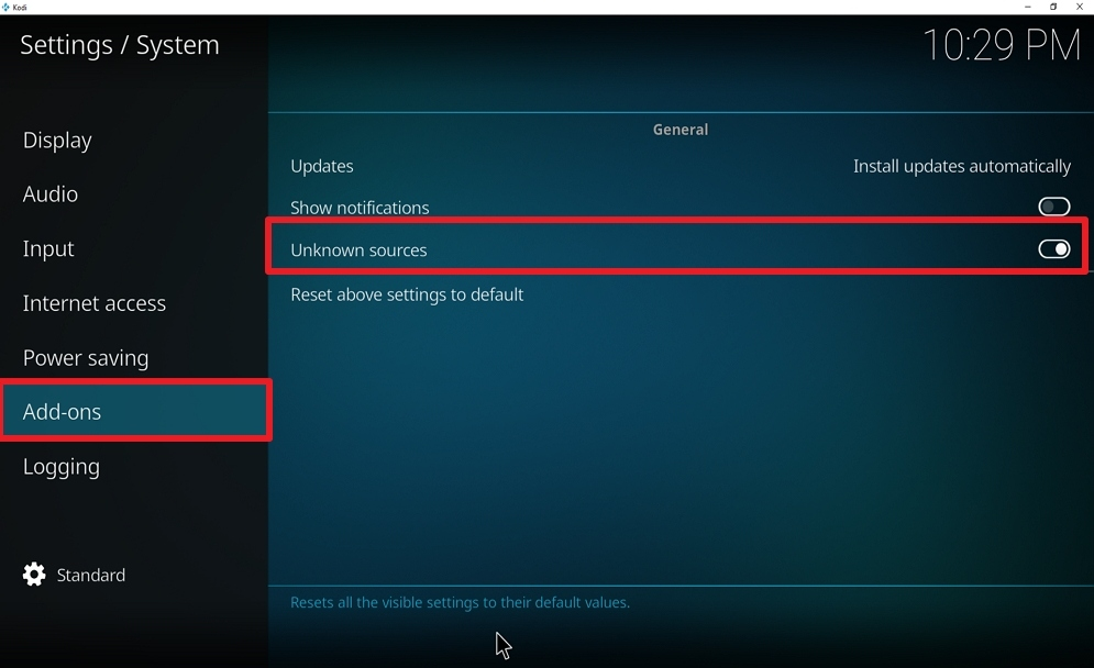 Step 3 Install Wrestling on Demand on kodi