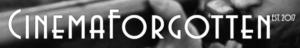 Cinema Forgotten Logo