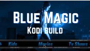 Blue Magic kodi build lofo