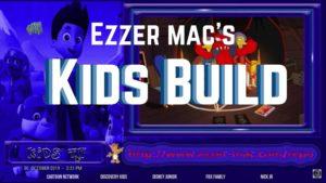 Kids Build kodi build logo