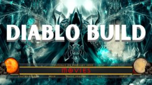 Diablo Build kodi logo