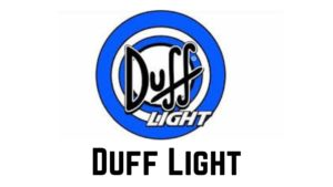Duff light logo