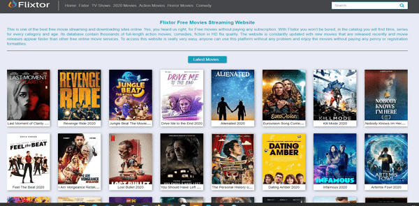 flixtor.stream web