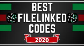 Best Filelinked Codes – 100% Working Updated November 2020