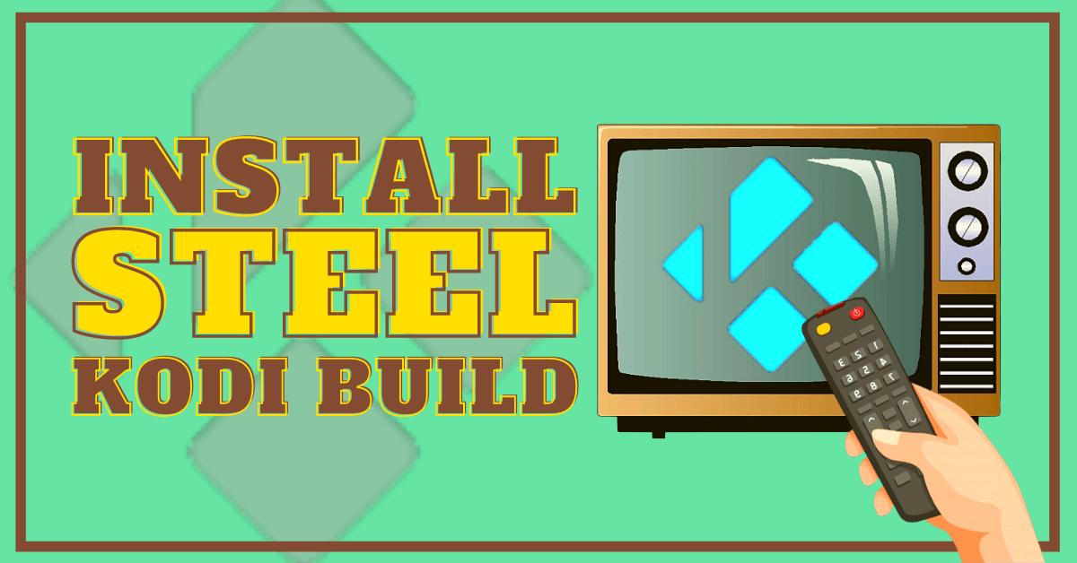 Install Steel Build Latest Update 2020 Update