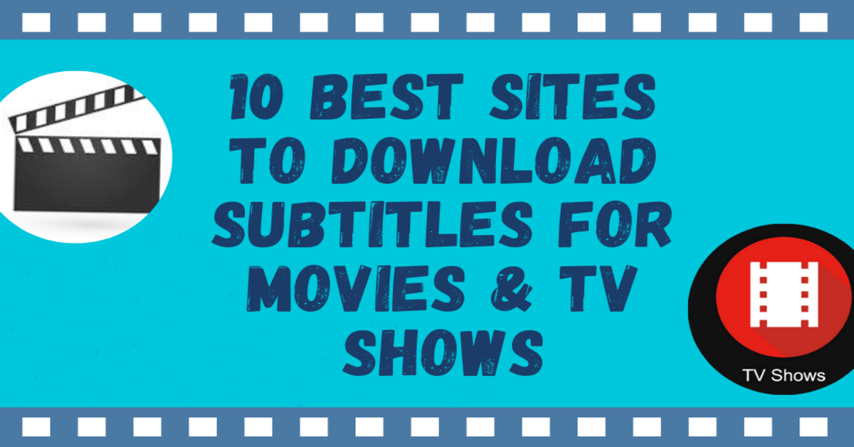 10 Best Sites to Download Subtitles for Movies & TV Shows