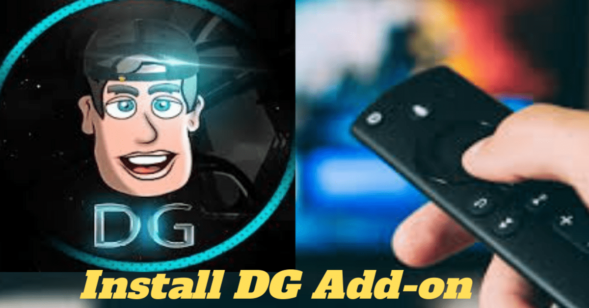 How To Install DG Addon