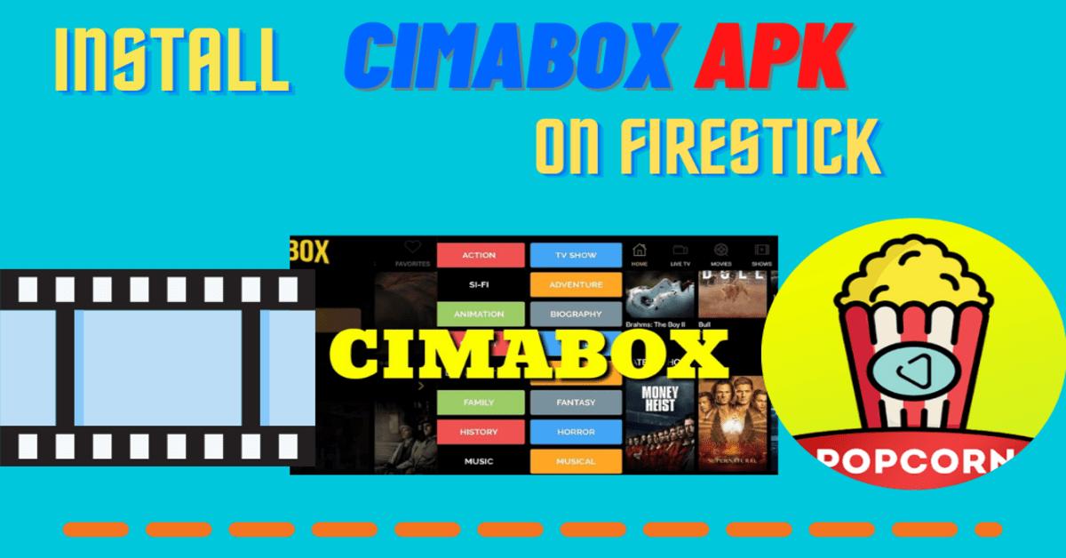 Install Cimabox APK On Firestick