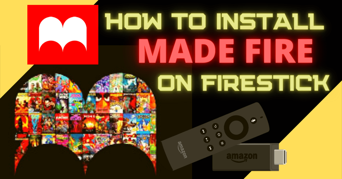 How to Install Madefire Comics App on Firestick and Android