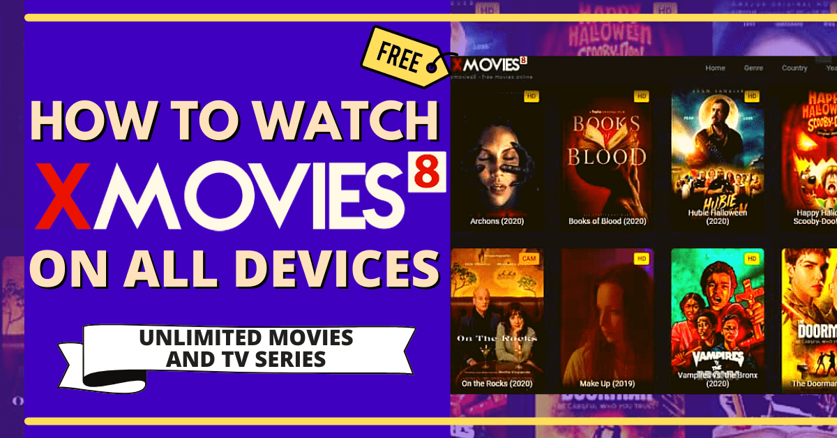 How To Watch XMovies8 On All Devices