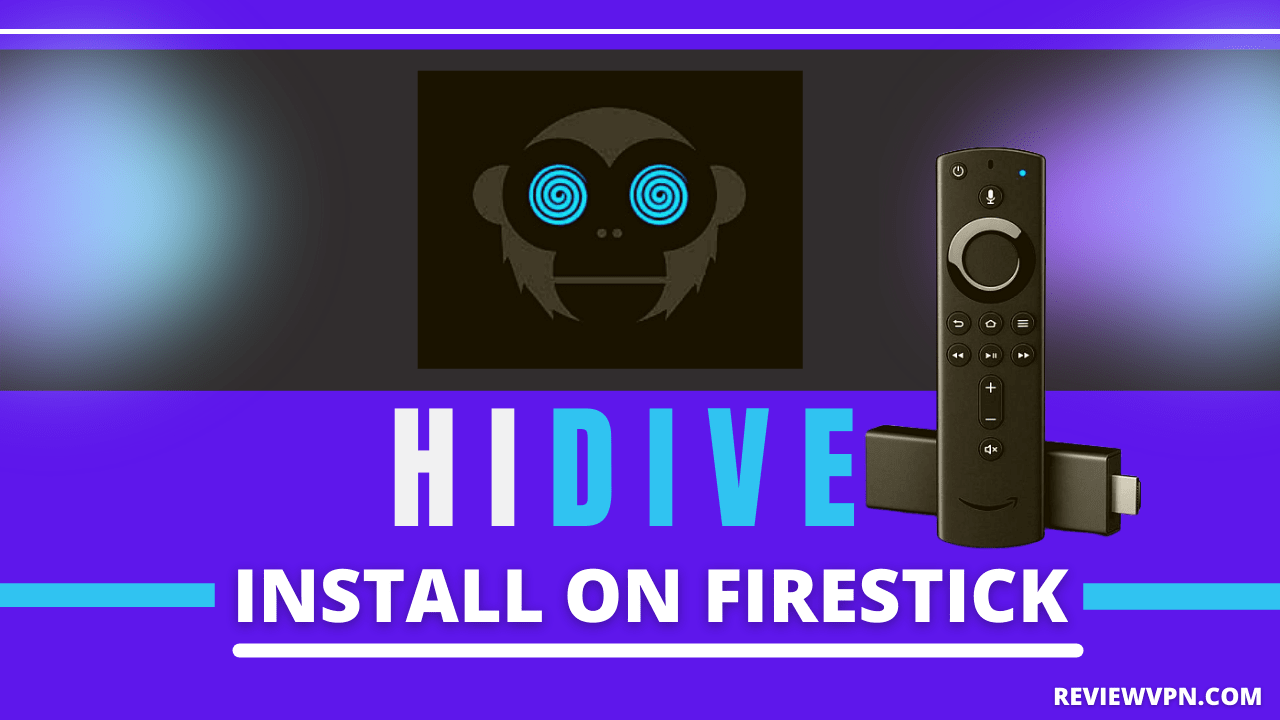 How To Install HIDIVE On Firestick
