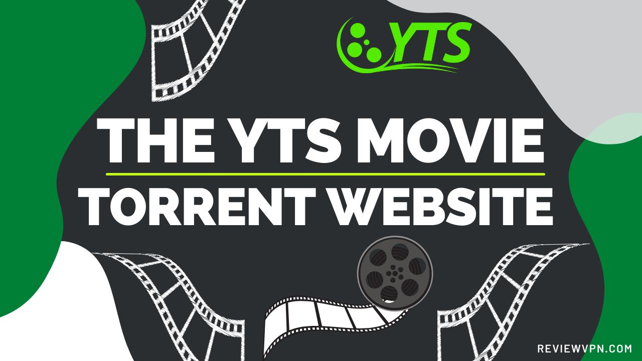 The YTS Movie Torrent Website